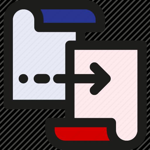 coding, content, duplicate, internet, mobile, seo, web icon