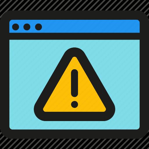coding, error, internet, mobile, page, seo, web icon