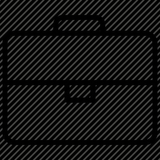 Bag, briefcase, job, office, portfolio, suitcase icon - Download on Iconfinder