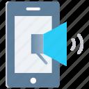 megaphone, phone, promotion, seo marketing, speaker, volume icon