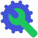 fix, optimization, repair, seo, settings, spanner, tools icon