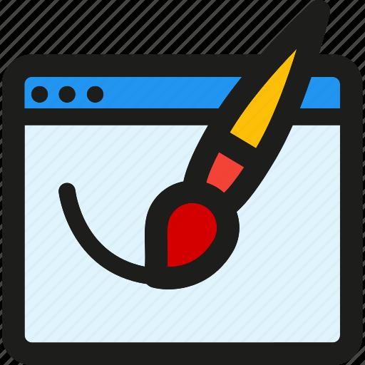 coding, design, internet, mobile, seo, web icon