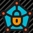 coding, internet, mobile, network, private, seo, web icon