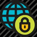 coding, internet, mobile, network, protection, seo, web icon