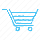 ecommerce, seo, solution icon