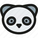 google, panda, mobile, web, seo, coding, internet icon