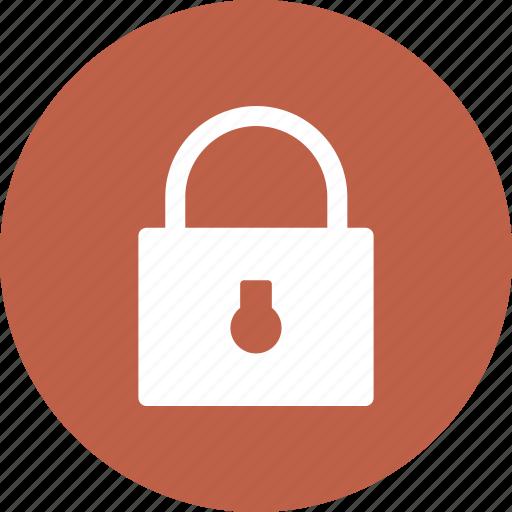 lock, locked, password icon