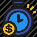 coding, internet, mobile, saving, seo, time, web icon