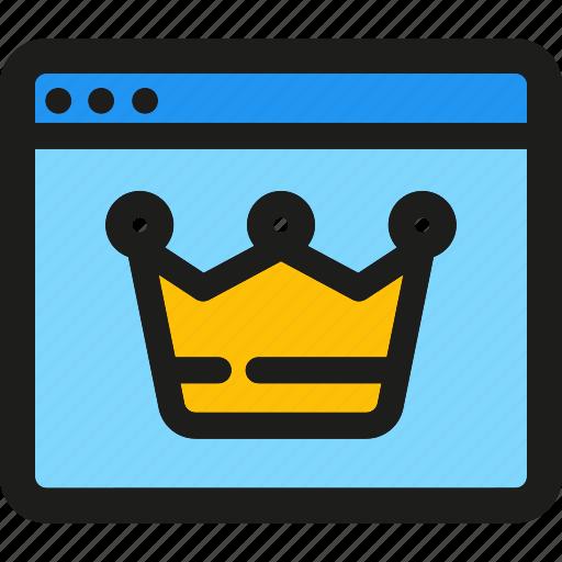 coding, internet, mobile, page, quality, seo, web icon