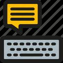 blogging, coding, internet, mobile, seo, web icon