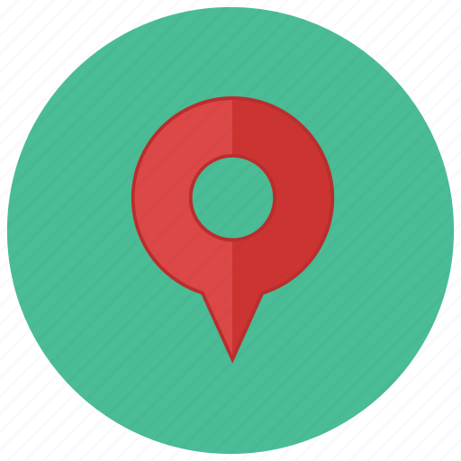 indicator, marker, navigation, pointer icon