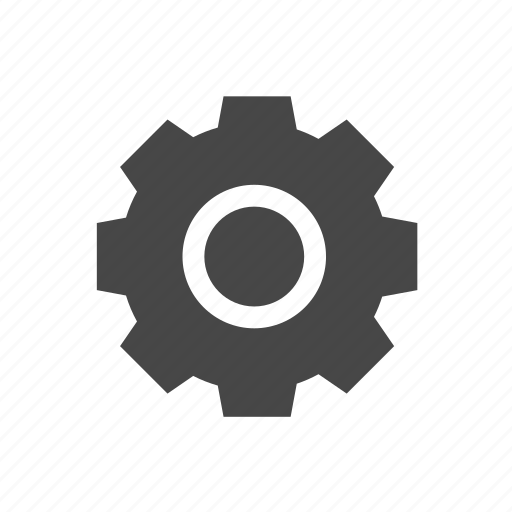 gear, optimization, performance, seo icon