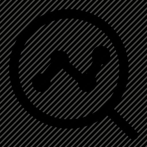 Seo, analytics, search, analysis, keyword icon