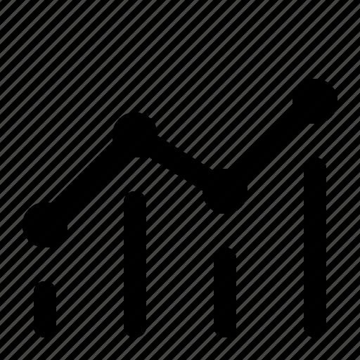 analytics, benchmark, business, sales, seo icon