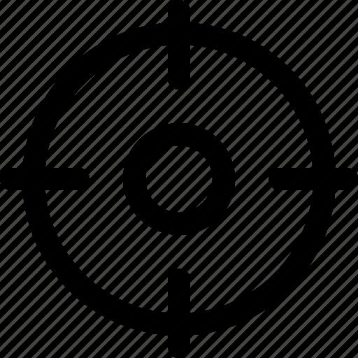 aim, goal, key, target, words icon