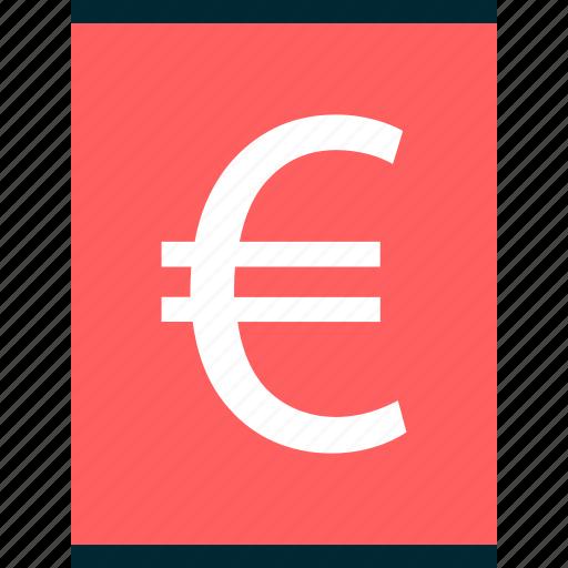 report, revenue, wealth icon