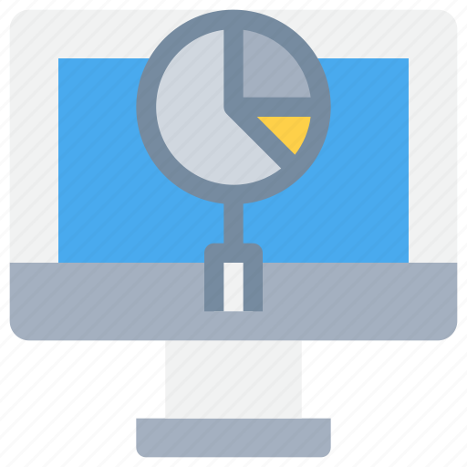 Analysis, business, computer, data, seo icon - Download on Iconfinder