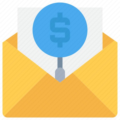 Communication, email, financial, letter, mail, marketing, research icon - Download on Iconfinder