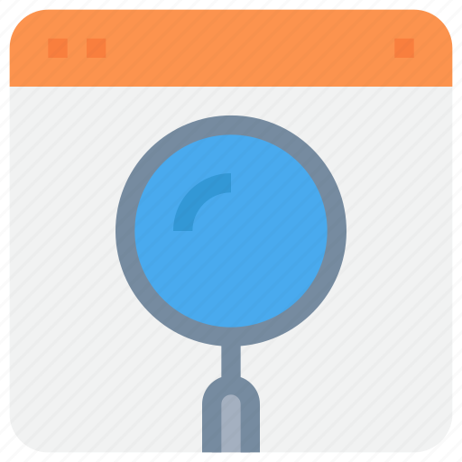 Analysis, browser, research, search icon - Download on Iconfinder
