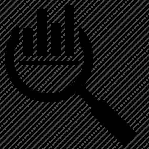 bar graph, graph, seo, seo report, seo reporting icon