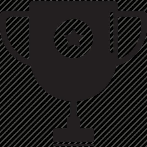 Achievement, trophy, win icon - Download on Iconfinder