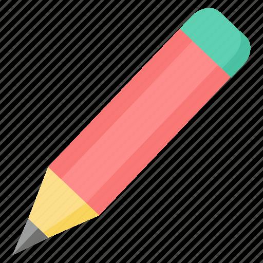 design, draw, edit, pen, pencil, write, writing icon