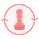 business, chess, game, management, office, soldier, strategy
