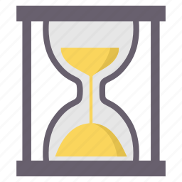 hourglass, loading, sandglass, stopwatch, time, timer, wait icon