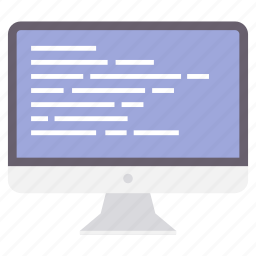 coding, computer, development, html, language, programming, web icon