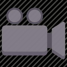 camera, cinema, film, photography, picture, record, video icon