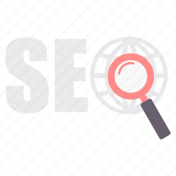 find, optimization, search, seo, web icon