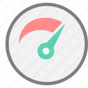 engine, meter, optimization, performance, speed, speedometer icon