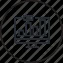analysis, development, internet, line, seo, website