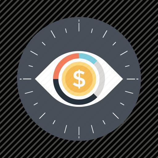 business development, business marketing monitoring, market analysis, marketing, visualization icon