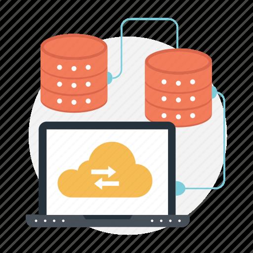 cloud computing, cloud data center, cloud hosting, cloud network, cloud server, e icon