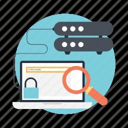 domain sitemap, programming, web design, website development, website flowchart icon
