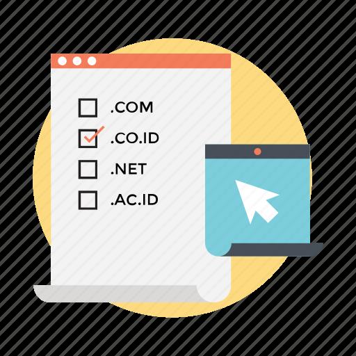 dns, domain controller, domain gateway, domain name system, domain register icon