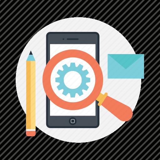 cellphone advertising, local seo, mobile marketing, mobile seo, online optimization icon