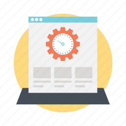 boost seo, on page optimization, page optimization, page ranking, seo process icon
