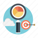 marketing, optimization, search engine, seo, seo services icon