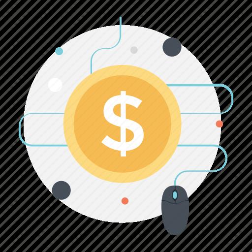 adwords, digital marketing, pay per click, ppc, seo icon