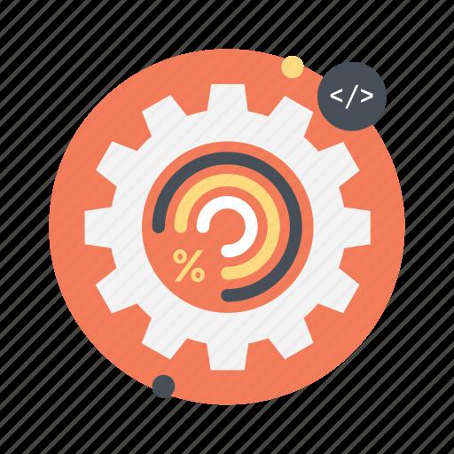 computer programming, custom code, software code, software development, web code icon