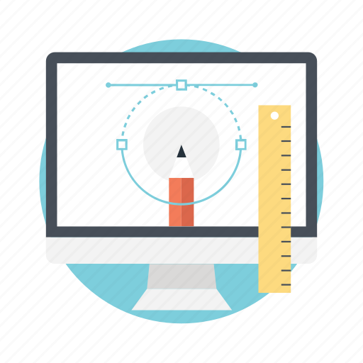 css design, graphic designing, web designing, web layout, website layout icon