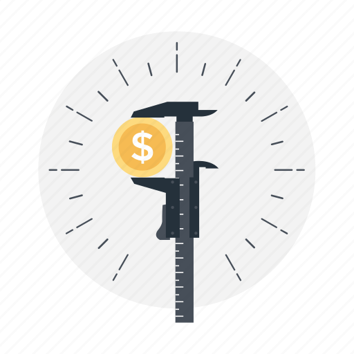 accuracy, clarity, estimation statistics, invention, precision icon