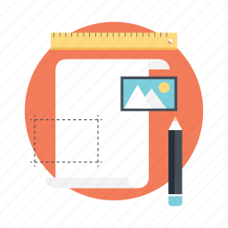 content, copywriting, digital content, social media, web content icon