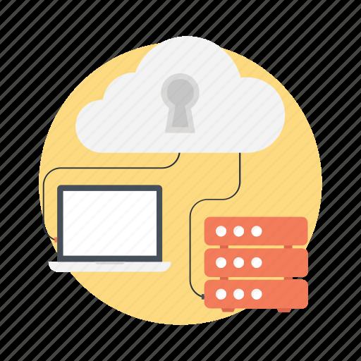 cloud computing, cloud data center, cloud hosting, cloud network, cloud service, e icon