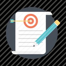 cms, content management, content writing, seo copywriting, web blogging icon