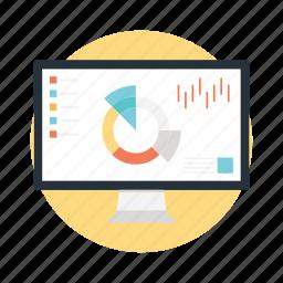 analysis, business analysis, market research, market visualization, statistics icon