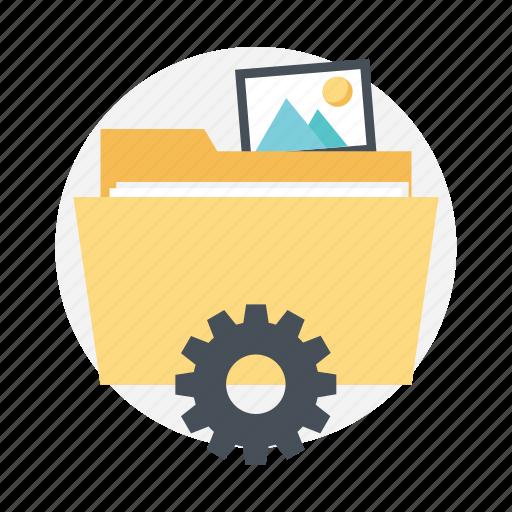 cms, content management, data management, information technology, preferences icon