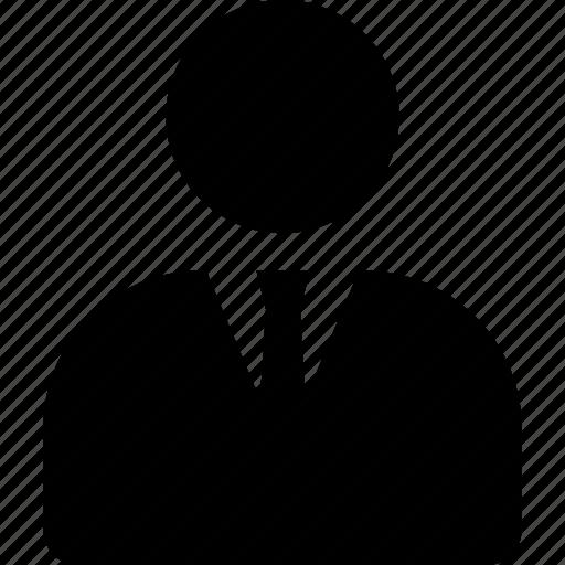 accountant, avatar, businessman, businessperson, trader icon